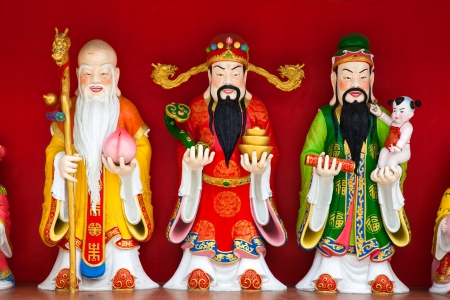 sil: Chinese gods