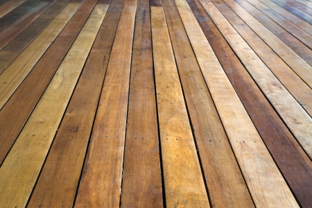 Wooden floor photo