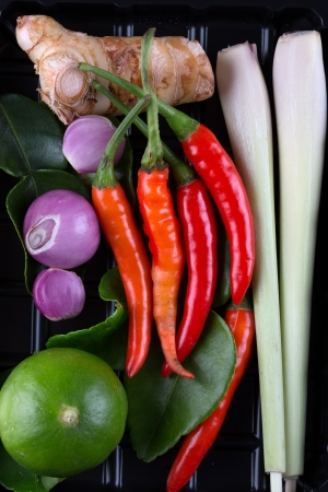 oriental food ingredients