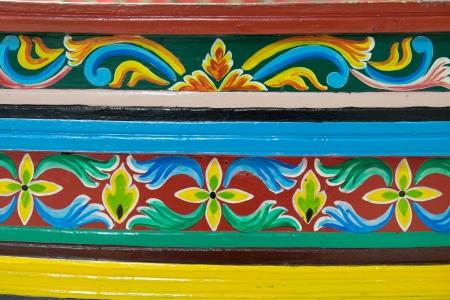Thai texture photo