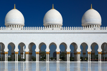 Sheikh Zayed Grand Mosque photo