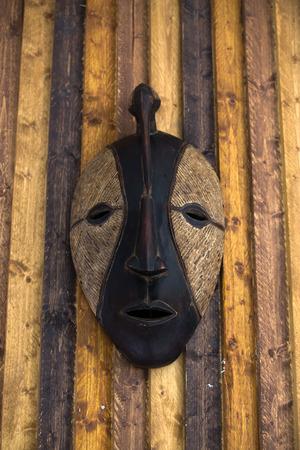 artifact: African mask