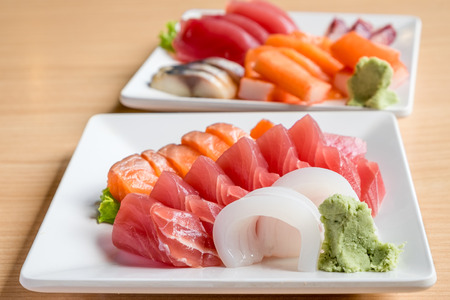 sashimi: Sashimi