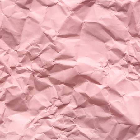 Texture of wrinkled color paper photo
