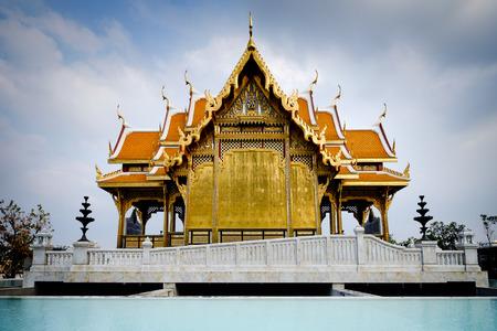 pavillion: Royal Pavillion at Siriraj Hospital, Bangkok