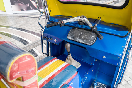 tuktuk: Tuktuk from Thailand