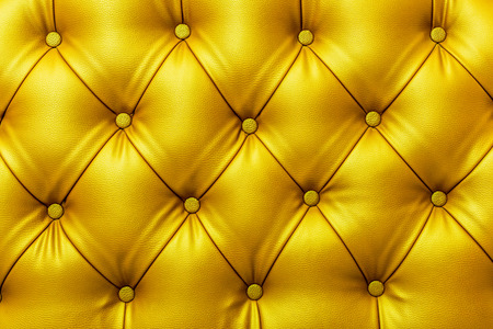 buttoned: Texture of vintage buttoned leather stylish upholstery