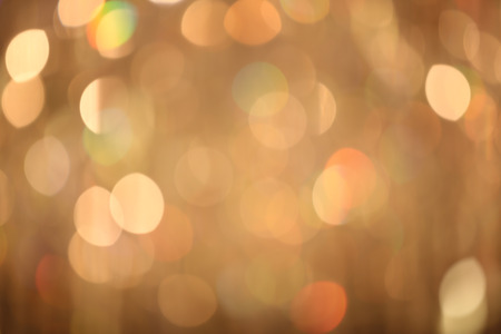 Golden bokeh background colorful rich yellow