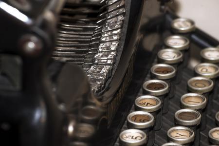 underwood: Underwood antique typing machine