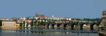 citytrip: Prague panorama