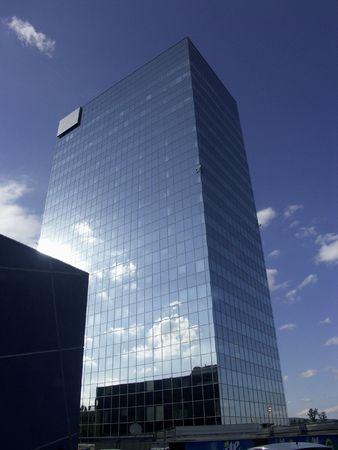 bratislava: Millenium Tower in Bratislava