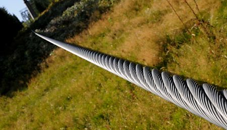 Six- strand rope ( 6-strand rope ) Stock Photo - 4588255