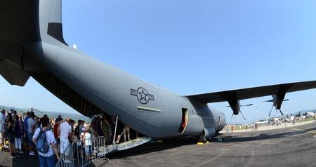 international air fest siaf 2011-Hercules C 130 US Air Force