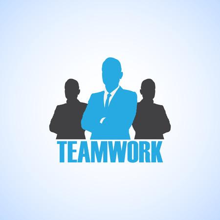 teamwork Ilustração