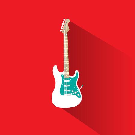 vector guitar Ilustração