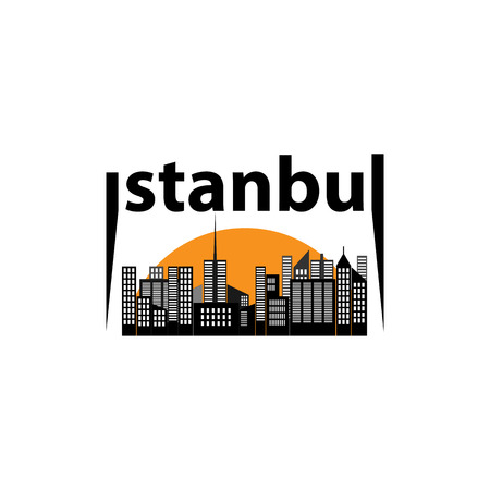 Istanbul Stock Illustratie