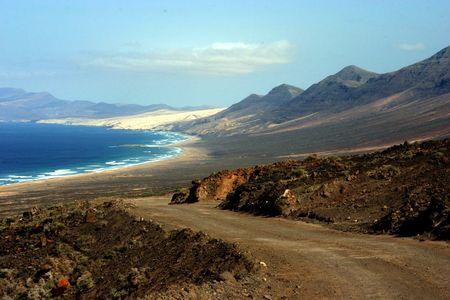 road to El Coffette photo