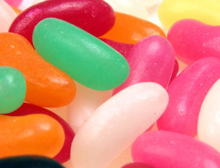 jelly beans: jelly beans 4 Stock Photo