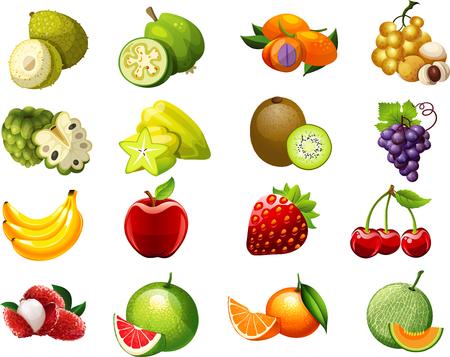 Fruits Set2