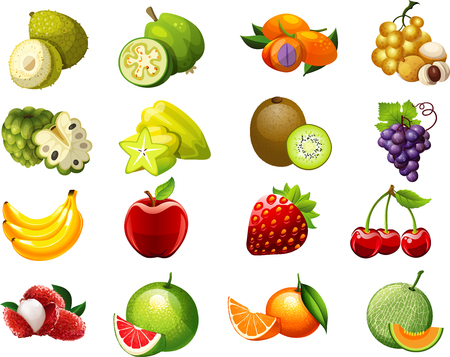 Fruits Set2