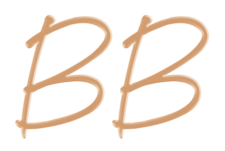 Blemish balm cream foundation in BB character style