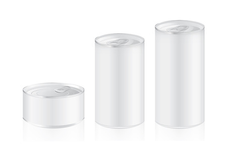 aluminium can: Aluminium can mock up in difference size ideal for food and other. Ideal for food and other.