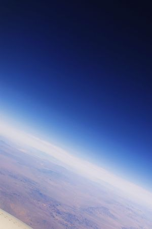 The Earths Stratosphere photo
