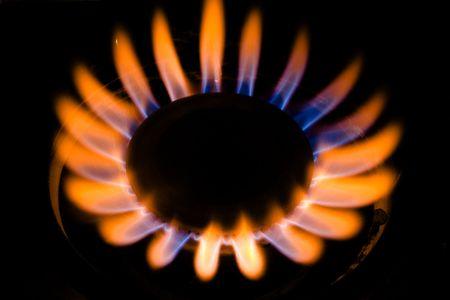 butane: Gas Fire