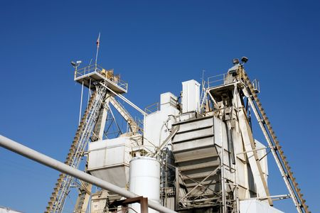 Industrial plant photo