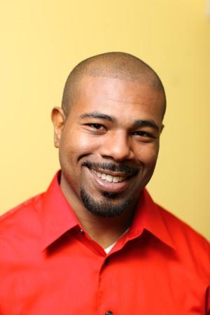 Happy man portrait Stock Photo - 4214666