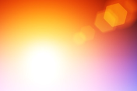Abstract flare background photo