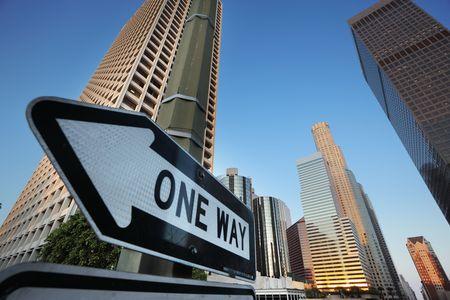 Downtown Los Angeles, California, USA photo