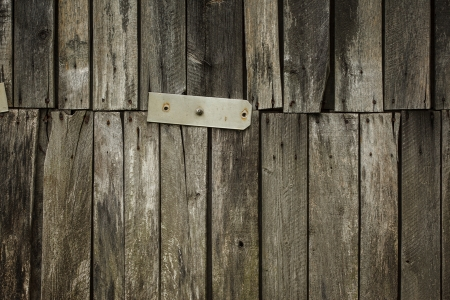 Old weathered wooden wall background texture photo