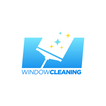 Window Cleaning Company Vector