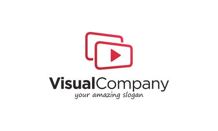 Multimedia Video Business, Media Agency, Logo