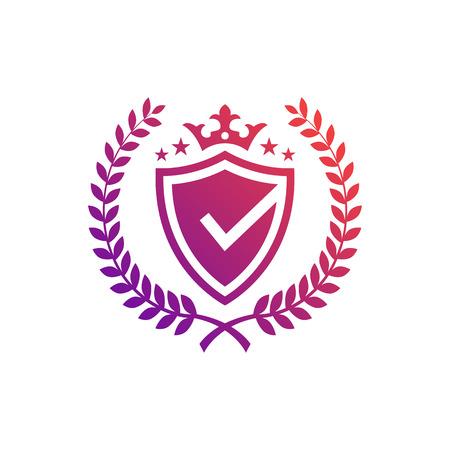 Royal Vintage Emblem Verified