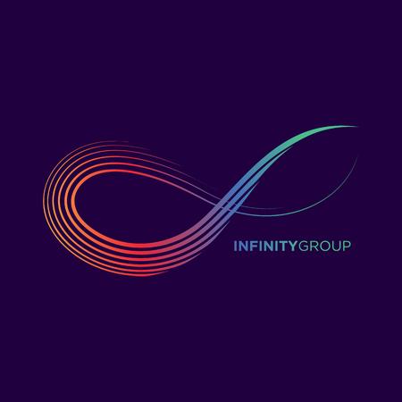 symbole de l'infini Vecteurs