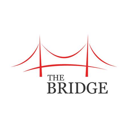 Bridge Logo Design Element