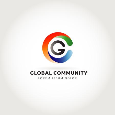 Internet Web Letter G Logo