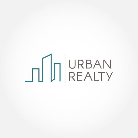 Urban Realty Logo Sign Symbol