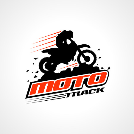 Moto Track Logo Sign Symbol Icon