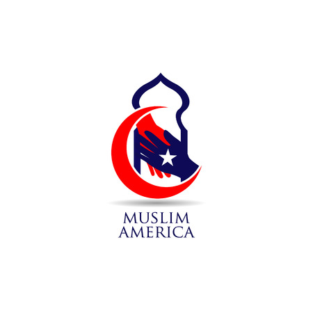 American Muslim Logo Sign Symbol Icon