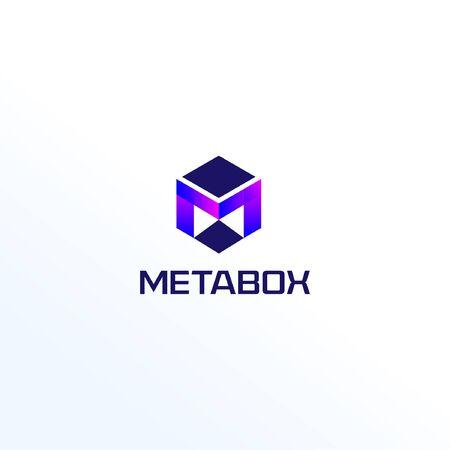 Abstract Shape Logo Design Template