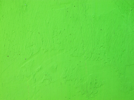 Green paint wall texture background Stock Photo