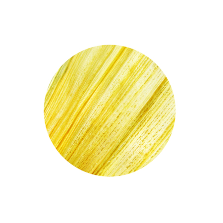Circle background, with corn skin peel texture