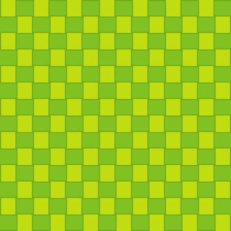 Ketupat Seamless Pattern, Idul Fitri, Green Texture Background Illustration