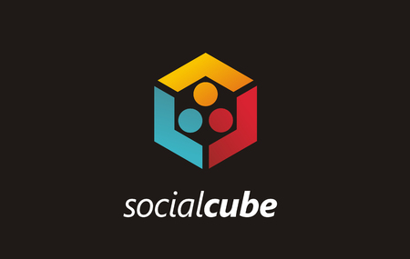 A literary description of the social network. social network icon. Connect people symbol icon. Social group sign.