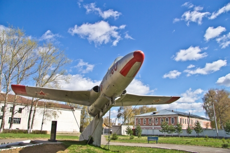 Airplanes monument Stock Photo - 14326615