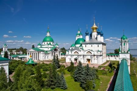 Monastery in Rostov the Great Stock Photo - 14493282