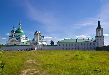 Megváltó kolostor Yakovlevsky a Rostov a Nagy